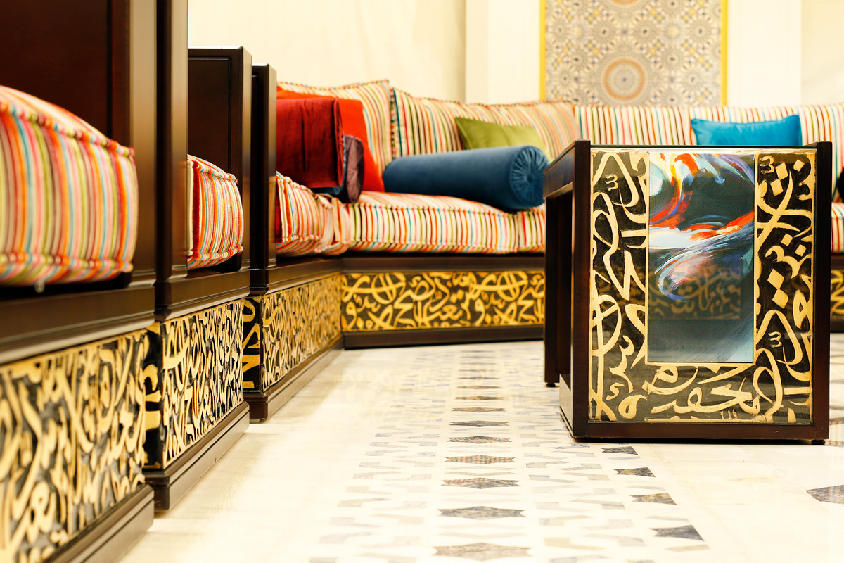 Feature Interior